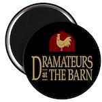 "Dramateurs 2.25"" Magnet (100 pack)"