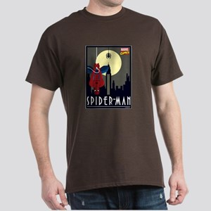 Moonlight Spiderman Dark T-Shirt
