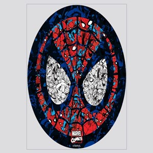 Spiderman Mask Wall Art