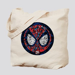Spiderman Mask Tote Bag