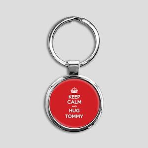 Hug Tommy Keychains
