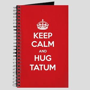 Hug Tatum Journal