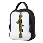 Flathead Catfish c Neoprene Lunch Bag