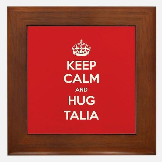 Hug Talia Framed Tile