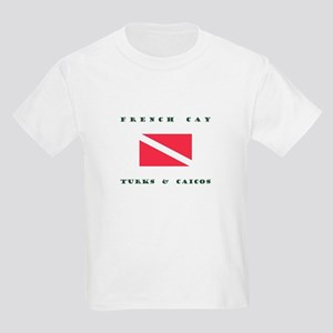 French Cay Turks and Caicos Dive T-Shirt