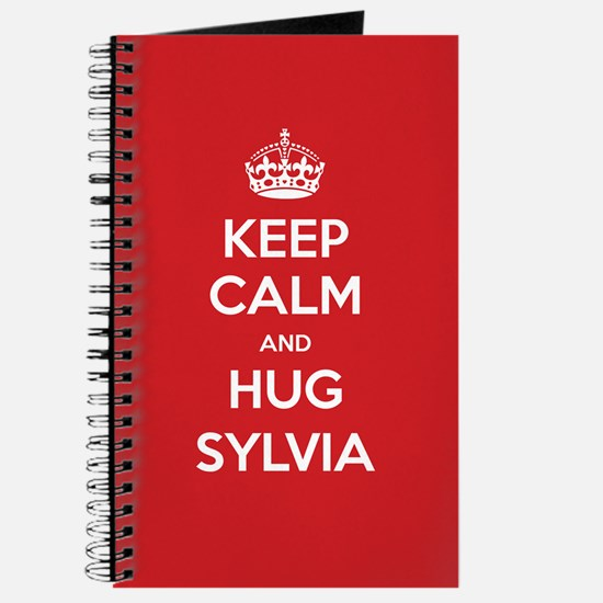 Hug Sylvia Journal