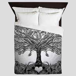 Tree of Life Bova Queen Duvet