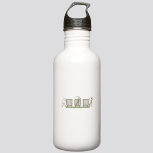 X-Ray Stainless Water Bottle 1.0l