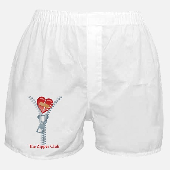 The Zipper Club Boxer Shorts