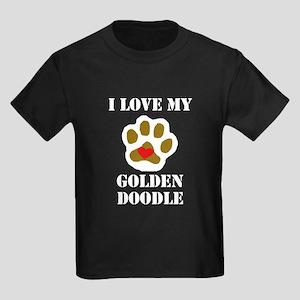 I Love My Goldendoodle T-Shirt