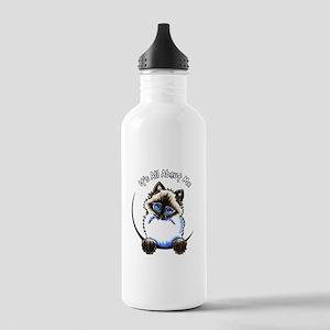 Ragdoll Ragamuffin IAA Stainless Water Bottle 1.0L