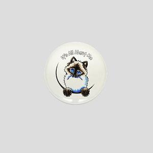 Ragdoll Ragamuffin IAAM Mini Button