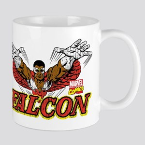 Vintage Falcon Mug