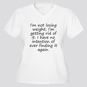 Getting Rid Of Weight Plus Size T-Shirt