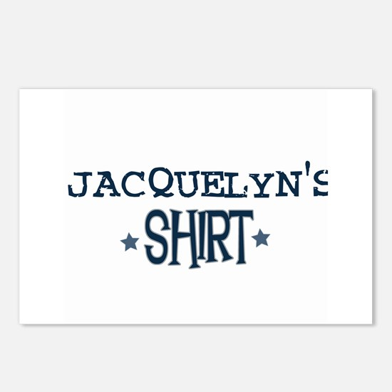 Jacquelyn Postcards (Package of 8)
