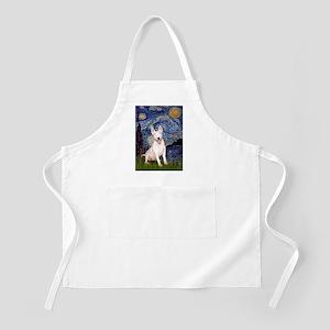 Starry/Bull Terrier (#4) Apron