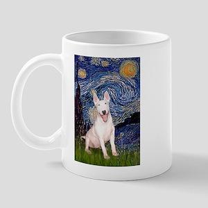 Starry/Bull Terrier (#4) Mug