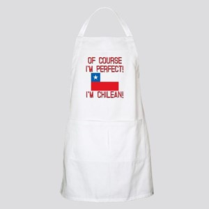 Of Course Im Perfect Im Chilean Apron