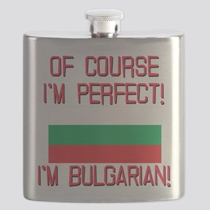 Of Course Im Perfect, Im Bulgarian Flask