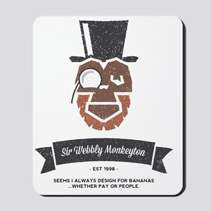 Webbly Mousepad