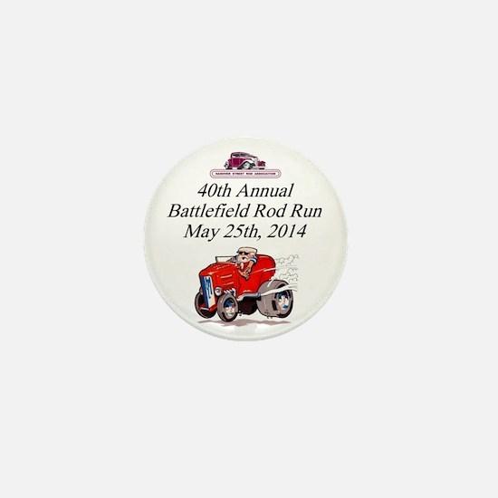 Cute Hanover Mini Button
