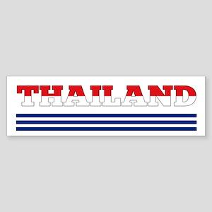 Thailand since 1782 Bumper Sticker