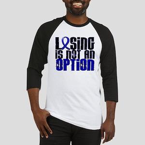 Histiocytosis Losing Not Option Baseball Jersey