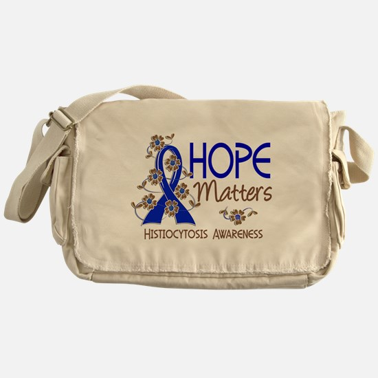 Histiocytosis Hope Matters 3 Messenger Bag