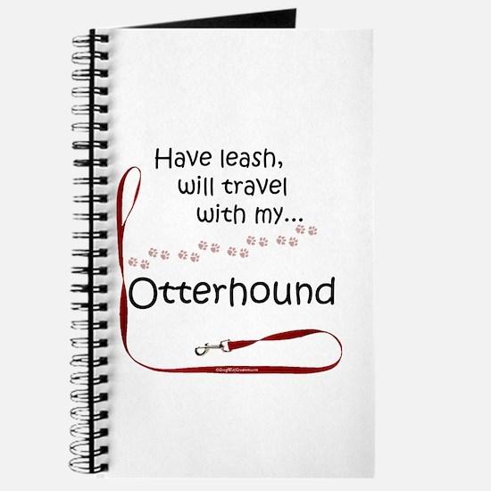 Otterhound Travel Leash Journal