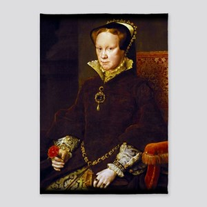 Queen Mary I. 5'x7'Area Rug