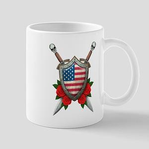 American Shield Mugs