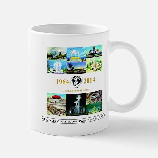 50th Anniversary Pavilions Mugs