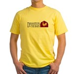 Dramateurs Yellow T-Shirt