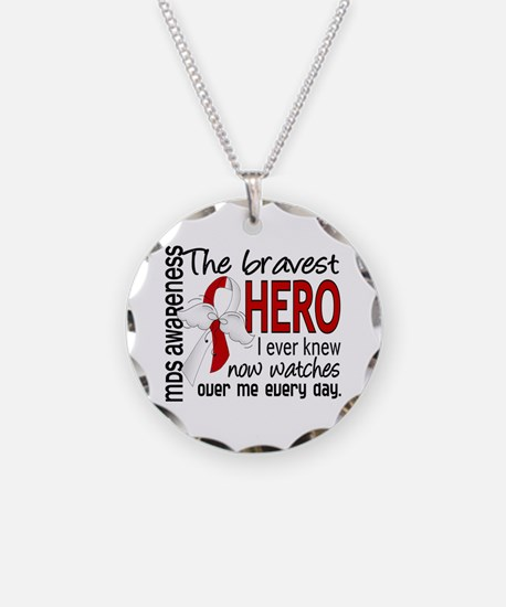 MDS Bravest Hero Necklace