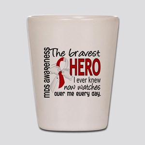 MDS Bravest Hero Shot Glass
