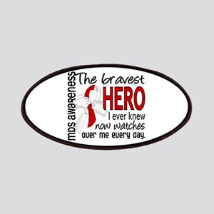 MDS Bravest Hero Patches