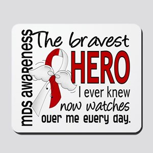 MDS Bravest Hero Mousepad