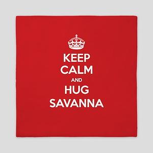 Hug Savanna Queen Duvet