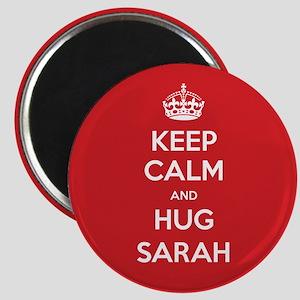 Hug Sarah Magnets