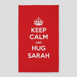 Hug Sarah 3'x5' Area Rug