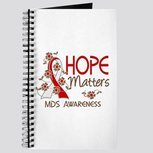 MDS Hope Matters 3 Journal