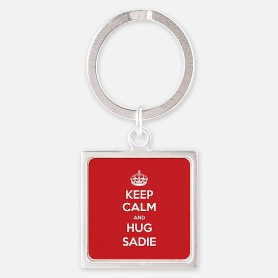 Hug Sadie Keychains