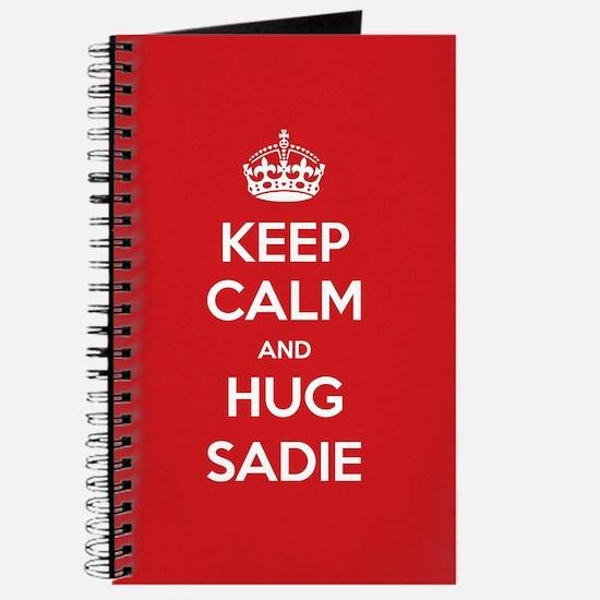 Hug Sadie Journal