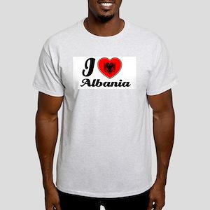 I love Albania Light T-Shirt