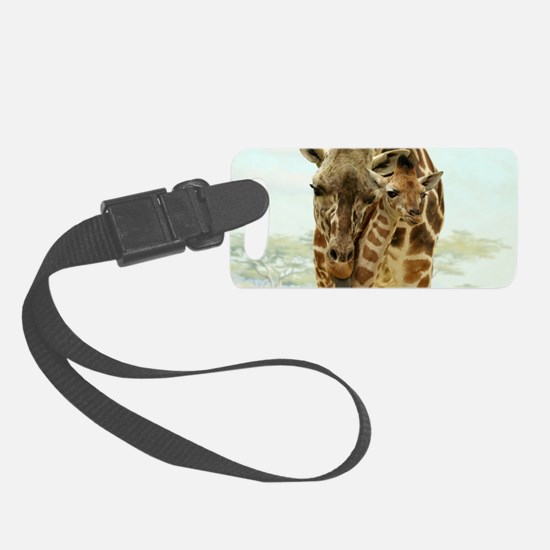 MOTHER LOVE Luggage Tag
