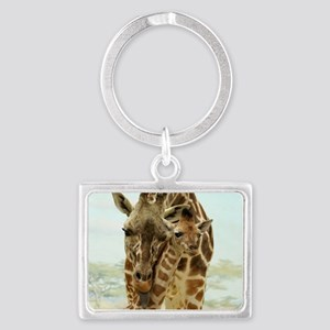 MOTHER LOVE Landscape Keychain