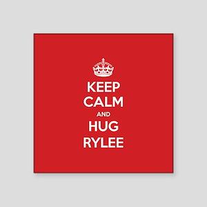 Hug Rylee Sticker