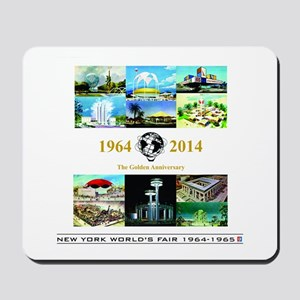 50th Anniversary Pavilions Mousepad