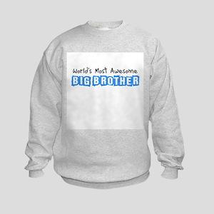 Big Brother Puzzling Sweatshirt