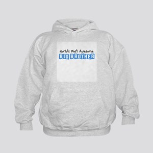 Big Brother Puzzling Hoodie